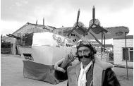 Cllr Brian Hall and his friends were disappointed that no real Sunderland flying boat could appear at the 1990 theme week.