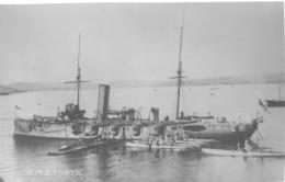 HMS Forth Launched October 1886